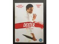 DEXTER SEASON 1 DVD - USED - EXCELLENT CONDITION