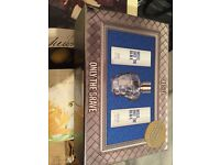 BRAND NEW Diesel gift set for men ONLY THE BRAVE 35ML