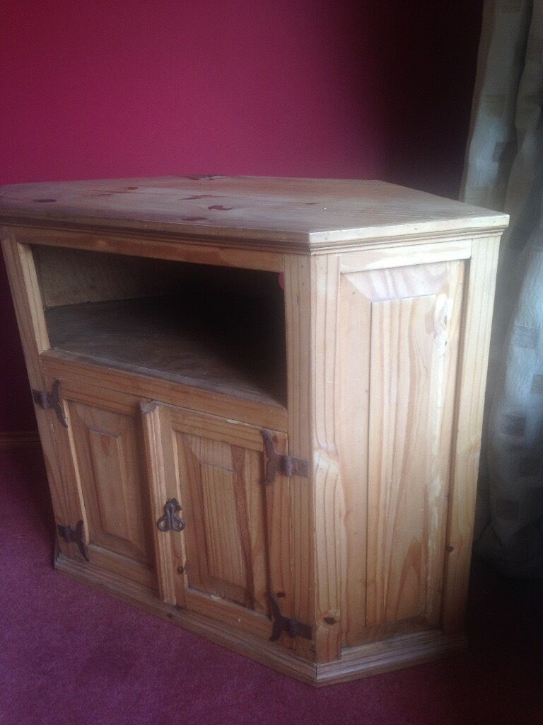 Mexican Pine Coffee Table Mexican Pine Tv Unit For Living Room In Portadown County Armagh