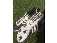 Adidas Samba golf shoes UK 8