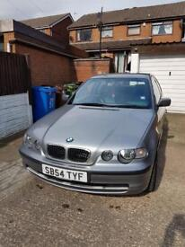 2005 BMW COMPACT 320TD