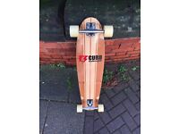 Longboard CURB Cruiser, new one costs 129€
