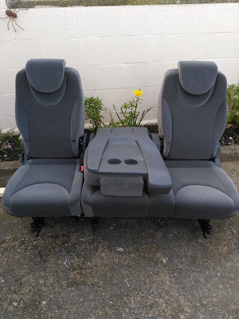 Rear Folding Seats Peugeot Expert Tepee Citroen