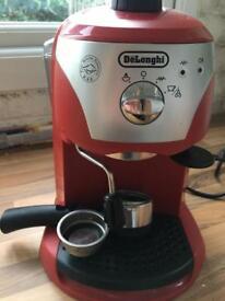 Dilonghi espresso machine