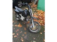 125cc Pitbike Child's motor bike