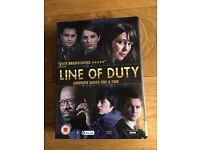 Line of Duty Complete Series 1 & 2 DVD