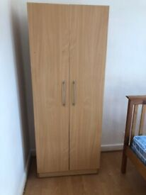 Ikea Pax Double Wardrobe - 2 Available for purchase together or alone