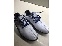 Kids footjoy golf shoes