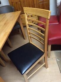 Chair sale £35 each new