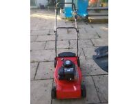 Good Condition Sovereign Petrol Lawnmover