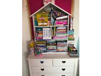 Doll house book case