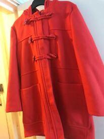 Size 12 duffle coat