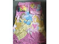 Disney bedding and pillow