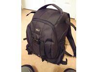 Lowepro Flipside 400 camera bag/rucksack