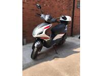 125cc Sinnis 2015 Full MOT I CAN DELIVER