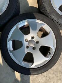 "18"" Bbs RS GT replica wheels - 5x114 - 5x114 3   in"