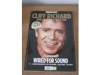 cliff richard collectors edition vintage rock magazine