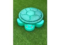 Little tykes turtle sand box