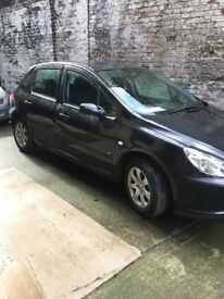 Peugeot 307 1.6 Only £750 OVNO