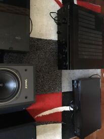 vinyl, Cd Audio System