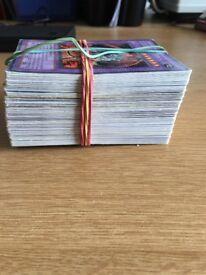 Yu gi oh cards stack