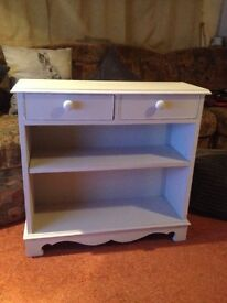 Bookcase and drawer unit