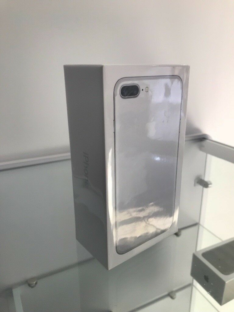 iPhone 7 Plus Sealed 256GB Unlocked