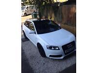Audi A3 Black Edition 2.0 tdi s-line