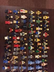 Lego mini figures various 100+