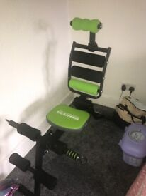 6 in 1 ab fitness trainer