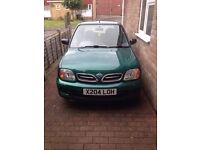Nissan Micra 1,0 Low mileage Automatic Transmission
