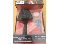 Star Wars Darth Vader shower head