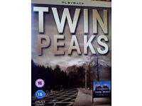 (Series) Twin peaks boxset 29 episodes + original pilot