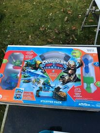 For Sale - Wii Skylanders Trap Team 2 starter pack Brand New