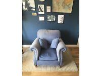Laura Ashley Arm chair.