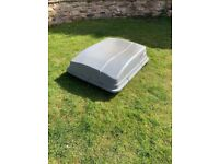 Halfords car roof box for free