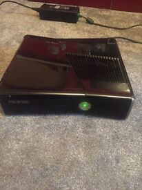 Xbox 360, games and accessories. Great condition