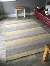 Large rug from next
