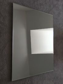 John Lewis Bevelled edge (bathroom) rectangular mirror