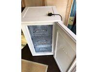 Three drawer freezer
