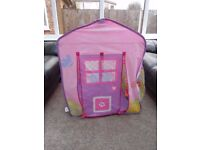 Girls Play House / Tent