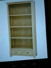 Beautiful Tall Halo Bookcase in very good condition
