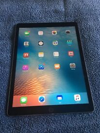 Apple iPad Pro 12.9 inch 128gb wifi and cellular