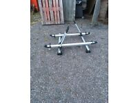Ford Focus roof bars and bicycle racks