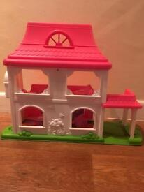 Little People - Dolls House