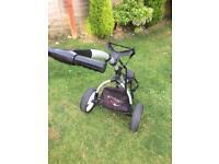 Motocaddy s1 lite golf trolley