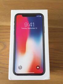 iPhone X unlocked