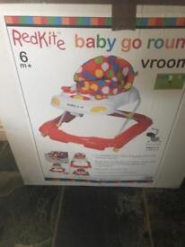 NEW baby walker