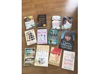 Book bundle-current titles