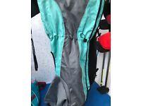 Waterproof padded winter dog coat brand new